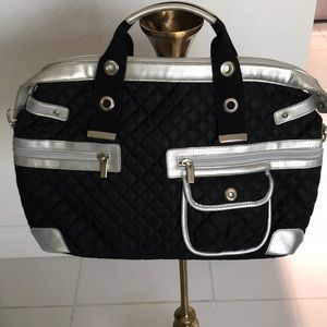 Sondra Roberts Large Quilted Bag